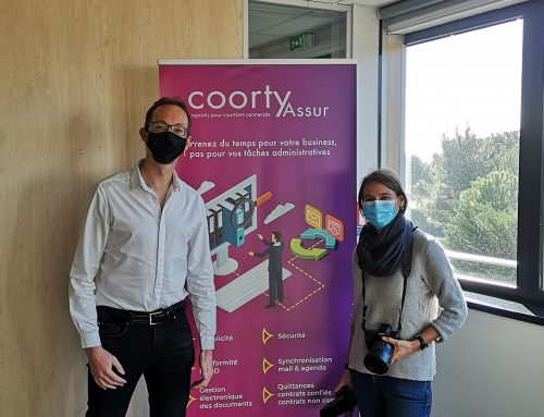 Silence on tourne chez Coorty !
