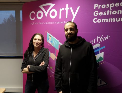 Lauriane et Fred sont chez Coorty.